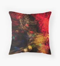 Revenge of the Fourth Messiah Throw Pillow