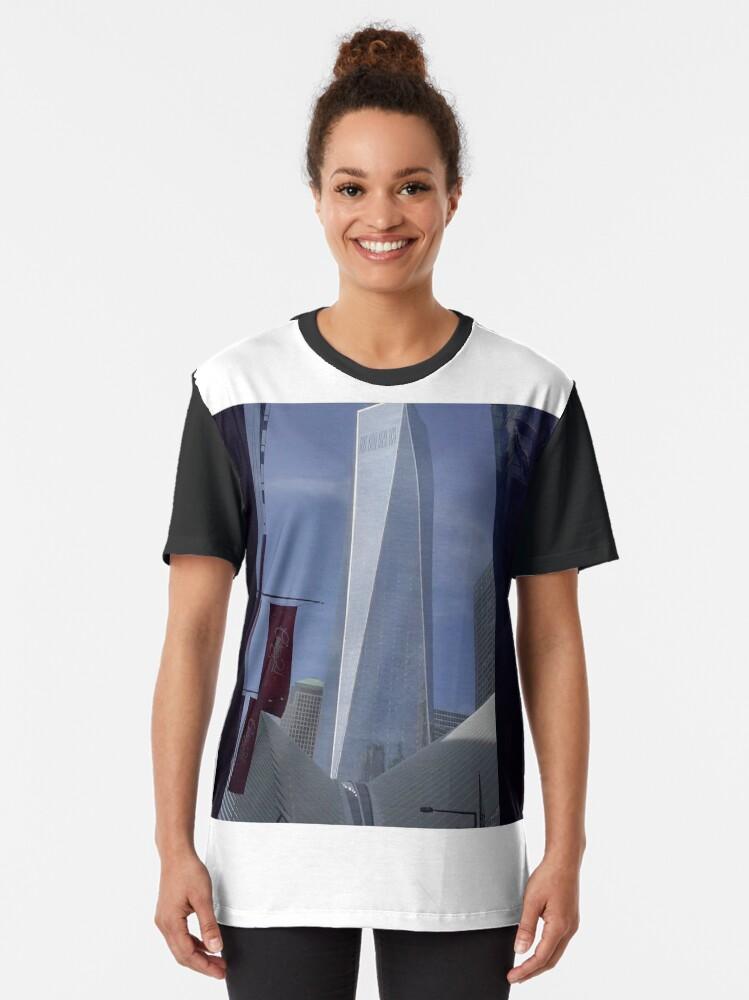 Alternate view of New York Graphic T-Shirt