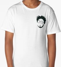 KEVIN ABSTRACT simple Long T-Shirt