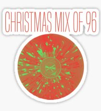 Christmas Mix of 96 Sticker