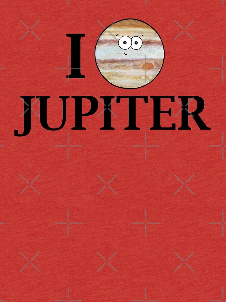I Heart Jupiter by AdrienneBody