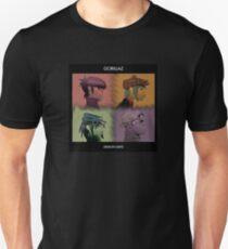 Gorillaz: Demon Days Unisex T-Shirt