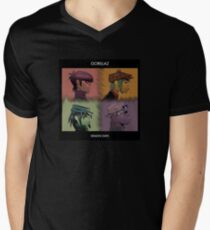 Gorillaz: Demon Days Men's V-Neck T-Shirt