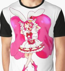 Cure Whip - KiraKira Precure A La Mode Graphic T-Shirt