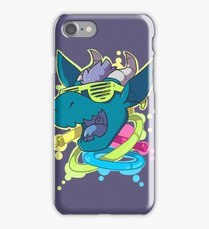 Rave Dragon iPhone Case/Skin