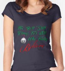 Polar Express Women's Fitted Scoop T-Shirt