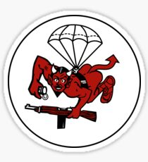 508th Parachute Infantry Sticker