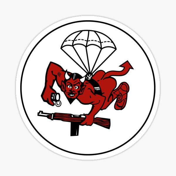 508th Parachute Infantry Sticker