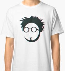 KEVIN ABSTRACT 3D outline Classic T-Shirt