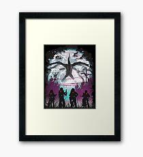 Stranger Things Season 2 Framed Print