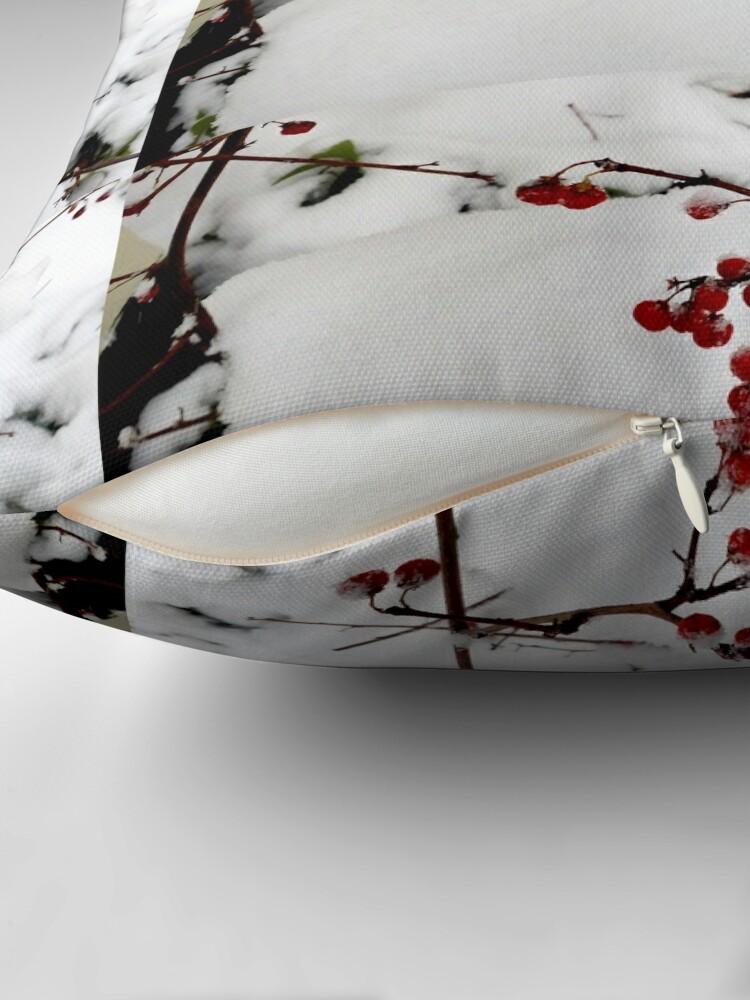 Alternate view of Xmas design Floor Pillow