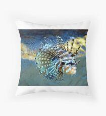 Sealife - Scheveningen Throw Pillow