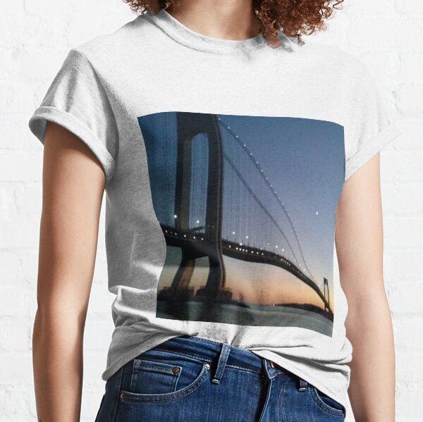 Verrazano-Narrows Bridge Classic T-Shirt