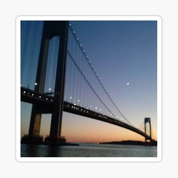 Verrazano-Narrows Bridge Sticker