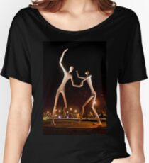 Dancers in the Dark Women's Relaxed Fit T-Shirt