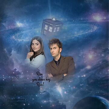 Dr. Who Quote  by Sassenach616