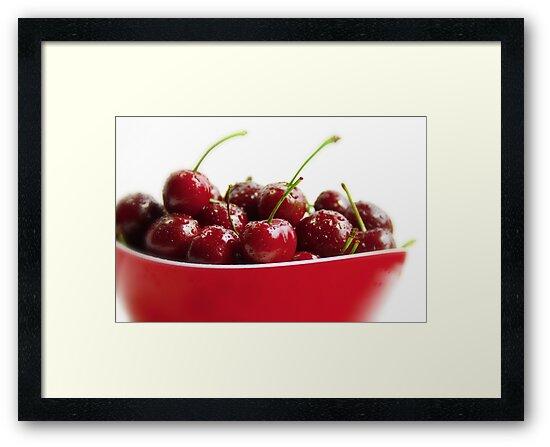 Sweet Cherries by Aviana