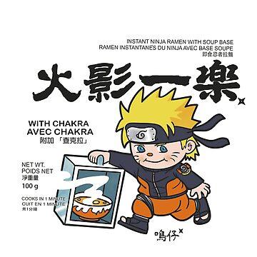 Instant Ninja Ramen by xiaobaosg