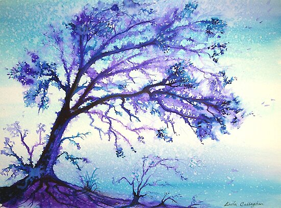 Whispering Tree by Linda Callaghan