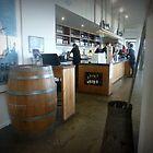 Bar of Jack Rabbit Winery - Bellarine Peninsula, Vic. Australia by EdsMum