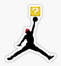 Jumpman Sticker