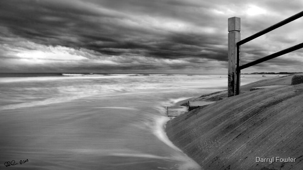 """""""Ocean Steps"""", Anglesea,Great Ocean Road,Australia.  by Darryl Fowler"""