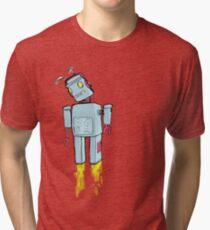 Scrap Metal Tri-blend T-Shirt