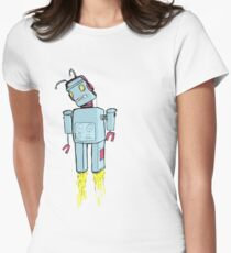Scrap Metal Women's Fitted T-Shirt
