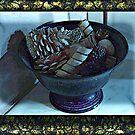 Winter Bowl by Judi Taylor