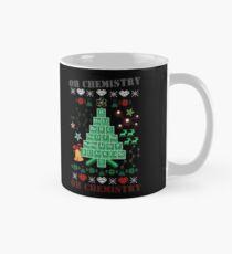 Oh Chemistree Chemistry Funny Ugly Christmas Sweater Classic Mug