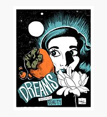Jupiter by the Sea : Dreams Innovation Beauty : Color Photographic Print