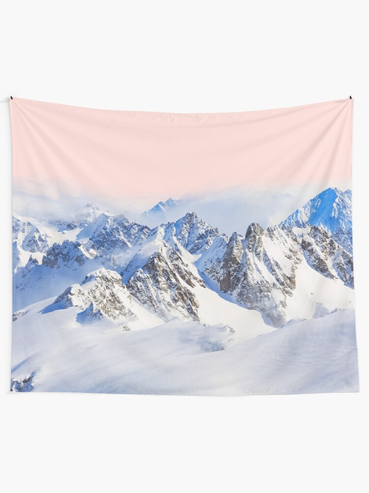 Alternate view of The Promised Land Wall Tapestry