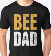 Bee Dad | Beekeeper Unisex T-Shirt