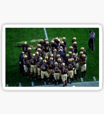 West Point Army Football Sticker