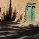 In the shade by marycarr