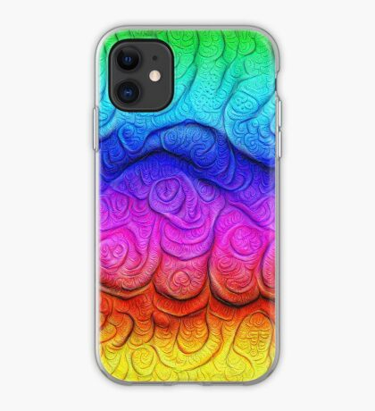 Color Foam levels #DeepDream iPhone Case