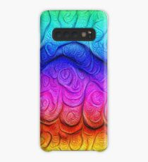 Color Foam levels #DeepDream Case/Skin for Samsung Galaxy