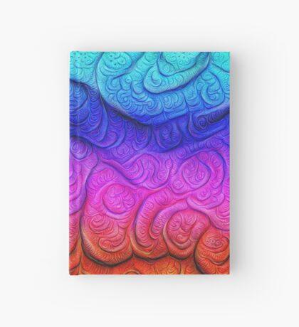 Color Foam levels #DeepDream Hardcover Journal