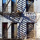 City Building Art by Judith Oppenheimer