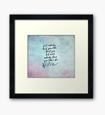 Ed Sheeran Happier Framed Print
