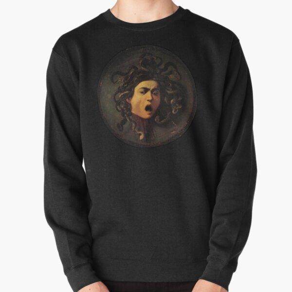 Medusa Pullover Sweatshirt