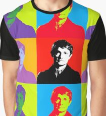 Pop John Watson Graphic T-Shirt