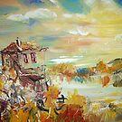 Landscape by Kirbo