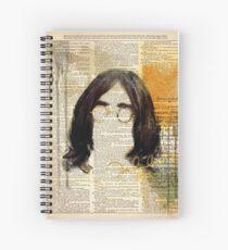 JOHN LENNON Spiral Notebook
