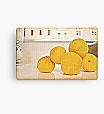 Apricracks Canvas Print