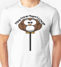 Now how many licks? T-Shirt