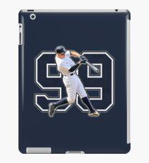 99 - The Judge (original) iPad Case/Skin