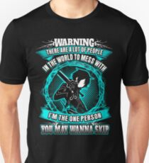 SAO - I'm the one person you may wanna skip Unisex T-Shirt
