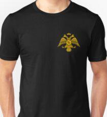 Palaiologos Dynasty - Constantinople Byzantine Eagle Unisex T-Shirt