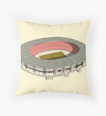 #Napoli #StadioSanPaolo Throw Pillow